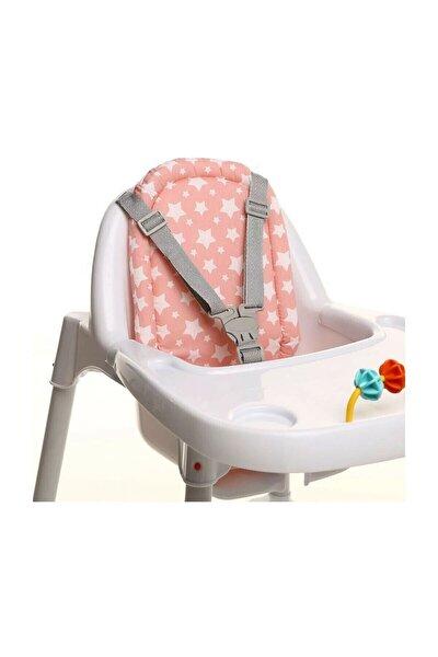 Mama Sandalyesi Minderi Pembe