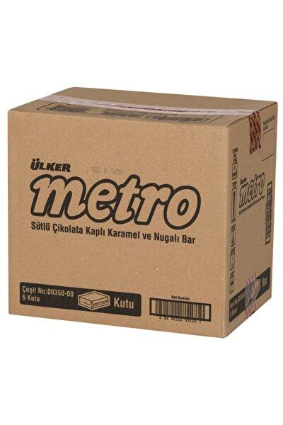 Metro Çikolata 24'lü 36 G 144 Adet