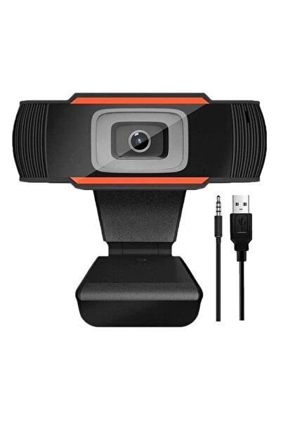 Mikrofonlu Webcam Kamera Hd Kalite 720p Eba Zoom Destekli Tüm Windows Sürümleri Ile Uyumlu