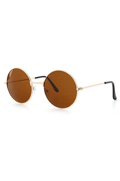 Ml31 Harry2 Unisex Kahverengi Güneş Gözlüğü