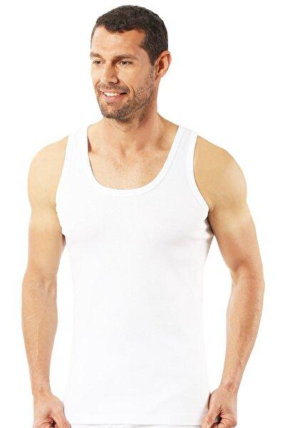 Erkek Beyaz Süprem Atlet 0050