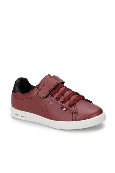FRANCO Bordo Erkek Sneaker Ayakkabı 100249744