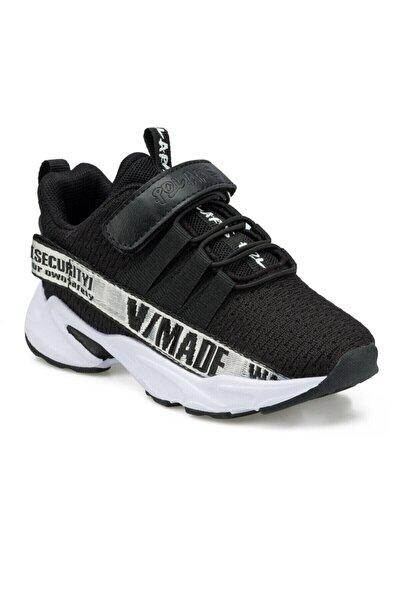 512351.P Siyah Erkek Çocuk Spor Ayakkabı 100499468