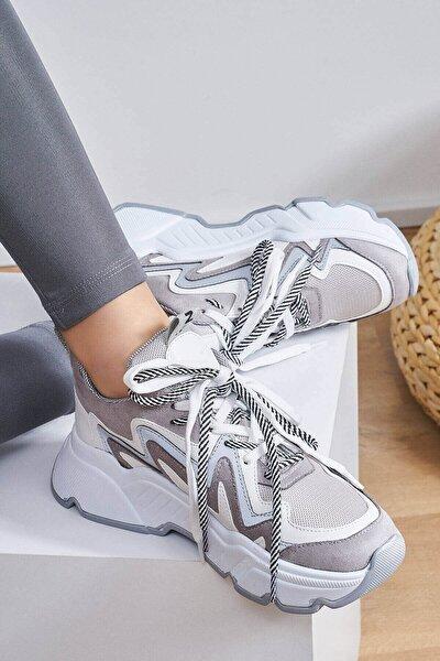 Maxine Gri Sneaker