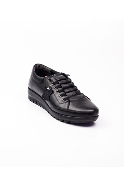 92.101006PZ Siyah Kadın Comfort Ayakkabı 100573778