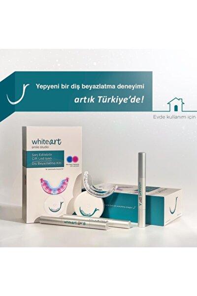 Diş Beyazlatma Kiti- Çift Led Işık Teknolojisi Ile Whiteart Smile / Fda Onaylı
