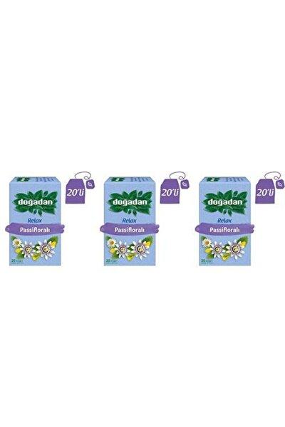 Relax Passifloralı Bitki Çayı X 3 Paket
