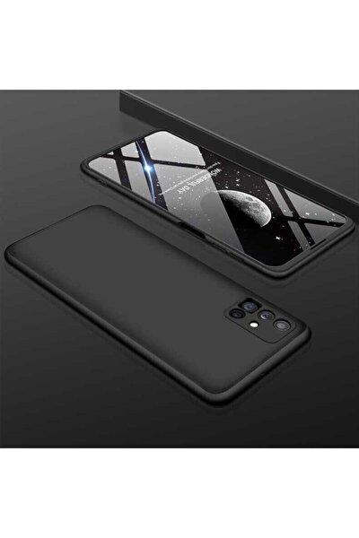 Samsung Galaxy M51 Kılıf 360 Derece Tam Koruma 3 Parça Zore Ays Kapak