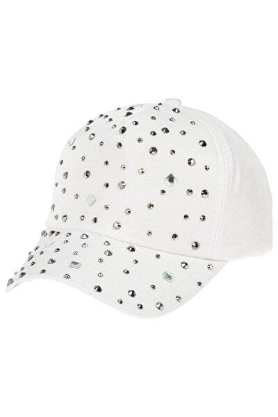 Taşlı Kadın Şapka