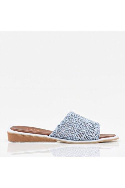 Mavi Yaya Kadın Sandalet & Terlik