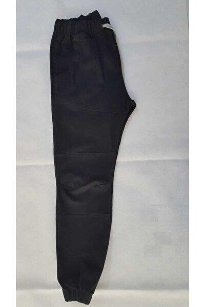 Erkek Siyah Jager Pantolon