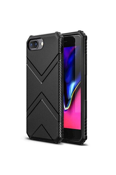 Siyah Microsonic Iphone 7 Plus Uyumlu Kılıf