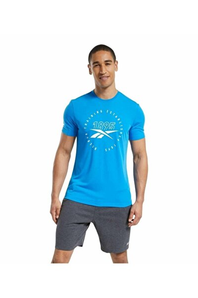 Graphic Series Speedwick T-shirt Mavi