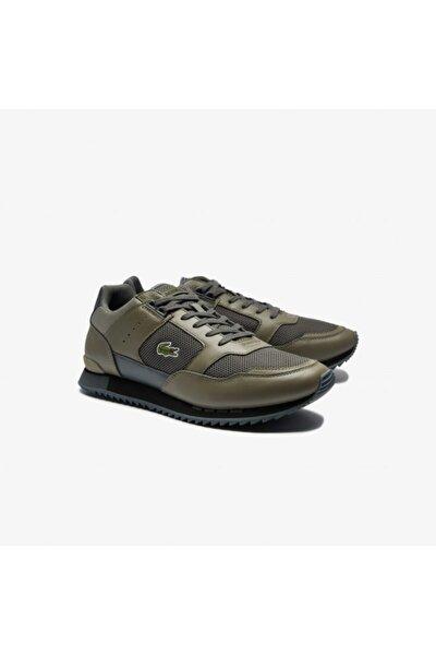 Erkek Haki Partner Pıste Ayakkabı  0721 1 Sma