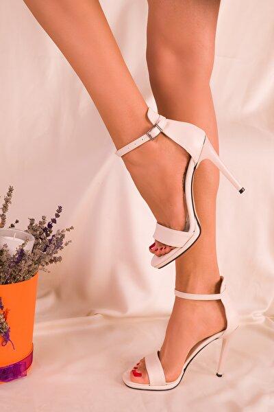 Ten Kadın Klasik Topuklu Ayakkabı 14530