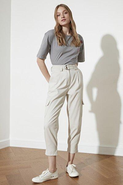 Taş Paça Detaylı Pantolon TWOSS21PL0138