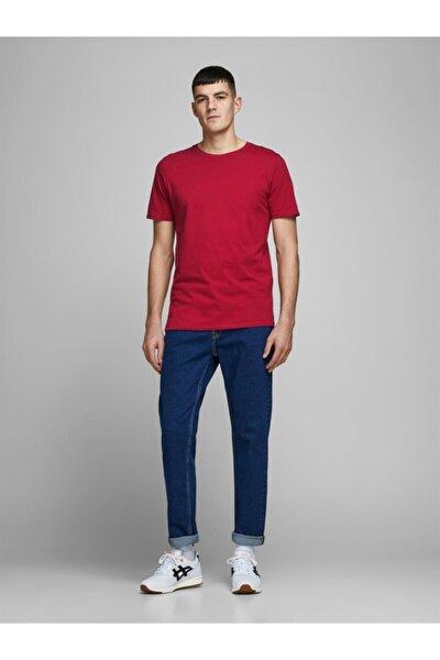 Jack&jones Jjeorganic Basic Tee Ss O-neck Noos Erkek T-shirt-12156101