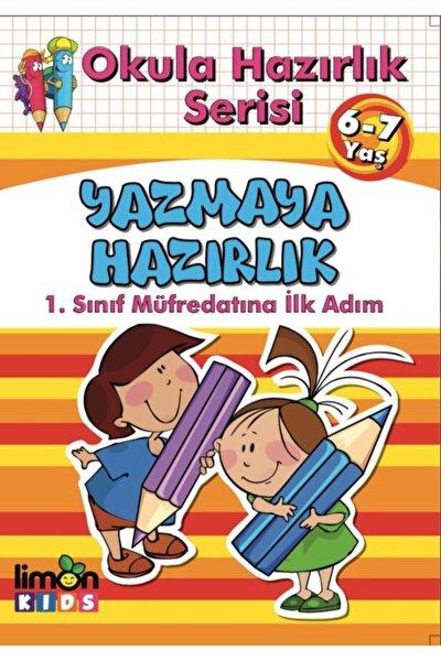 Yazmaya Hazırlık-okula Hazırlık Serisi 6-7 Yaş