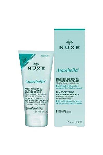 Aquabella Hydrantante Emülsiyon 50 ml - Karma Ciltler Için +aquabella Micro 30 ml Hediye
