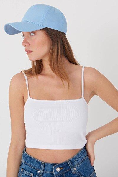 Kadın Bebe Mavi Unisex Şapka Şpk1007 - F1 Adx-0000022027