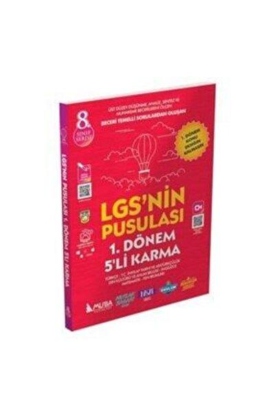 Lgs 8 Sınıf Lgs'nin Pusulası 1.dönem 5 Li Karma Deneme Sınavı 2021 Baskı