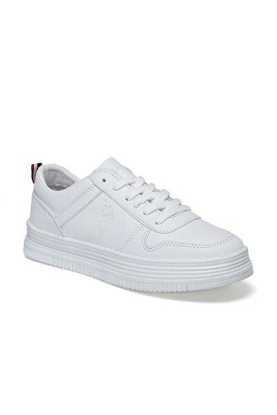 Kadın Beyaz Spor Ayakkabı 100371036