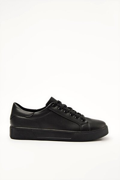 Siyah Kadın Sneaker 01AYY212070A100