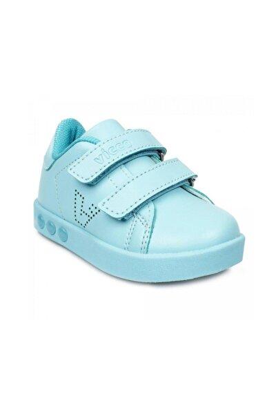 Bebe Işıklı Spor Ayakkabı Çocuk Mavi