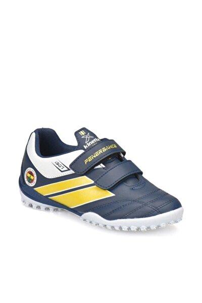 FB TRIM J TURF FB Lacivert Sarı Erkek Çocuk Halı Saha Ayakkabısı 100280638