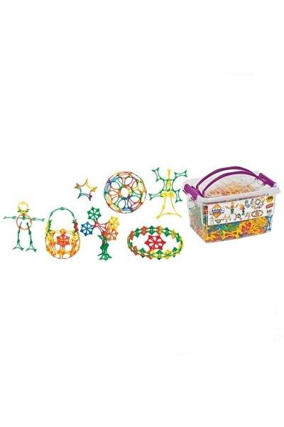 Kelebek Box Eğitici Şekiller 480 Parça Puzzle
