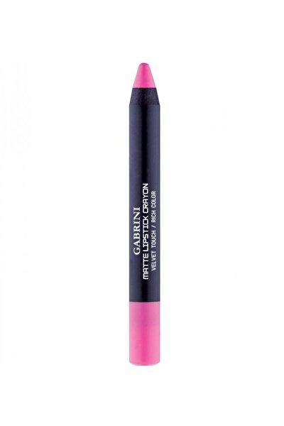 Mat Kalem Ruj - Matte Lipstick Crayon 14 8696814090140