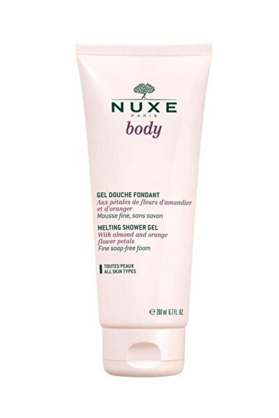 Body Gel Douche Fondant 200 ml