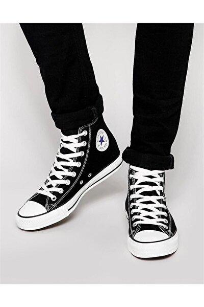 Unisex Siyah Boğazlı Sneaker Ayakkabı M9160 V4