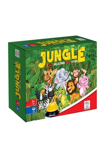Junglee Dikkat Geliştiren Zeka Oyunu