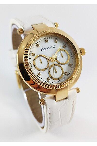 Fc8062k.06 Deri Kordonlu Kadın Kol Saati