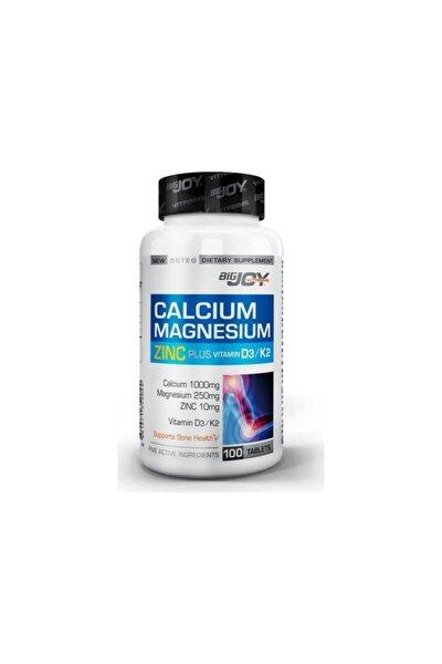 Vitamins Calcium Magnesium Zinc Plus 100 Tablet