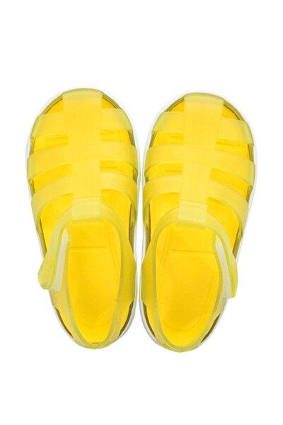 Star Sarı Çocuk Sandalet S10171
