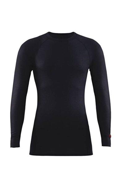 Erkek Termal Tişört 2. Seviye 9259 - Siyah