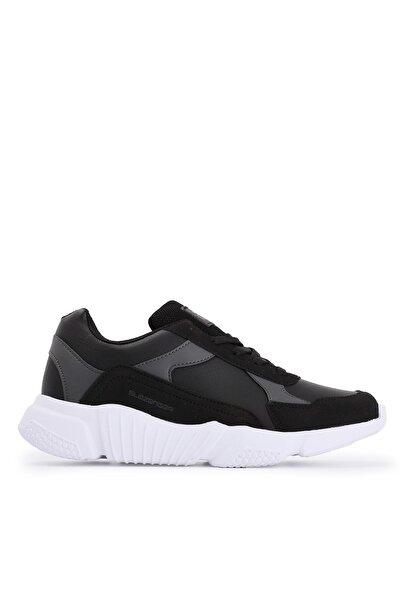 INDIANA Sneaker Kadın Ayakkabı Siyah / Beyaz SA20RK069