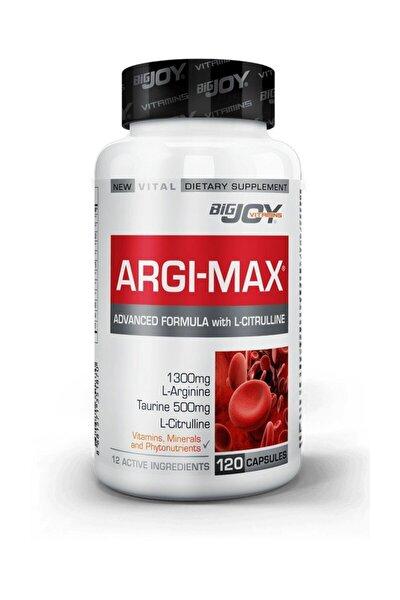 Bigjoy Bigjoy Vitamins Argi-max 120 Kapsül