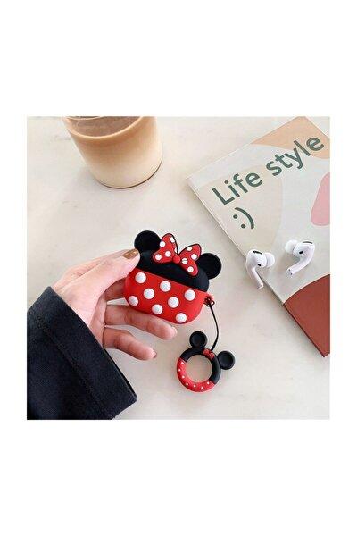 Apple Airpods Pro Kılıfı Minnie Mouse
