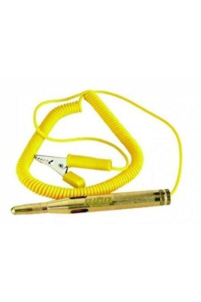 004-rc0008 Oto Kontrol Kalemi Metal Spiral Kablolu 6-24 V
