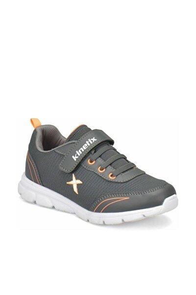 Erkek Çocuk Gri Neon Koşu Ayakkabısı