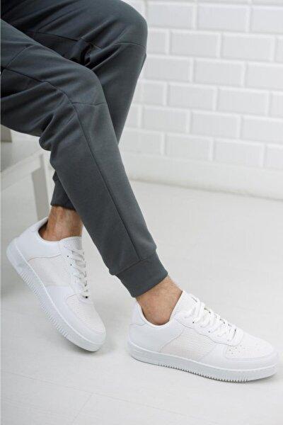 Unisex Beyaz Sneakers Aır 101