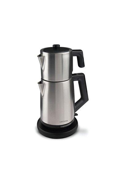 Incedem Çelik Çay Makinesi Ve Su Isıtıcı In-6306 Inox