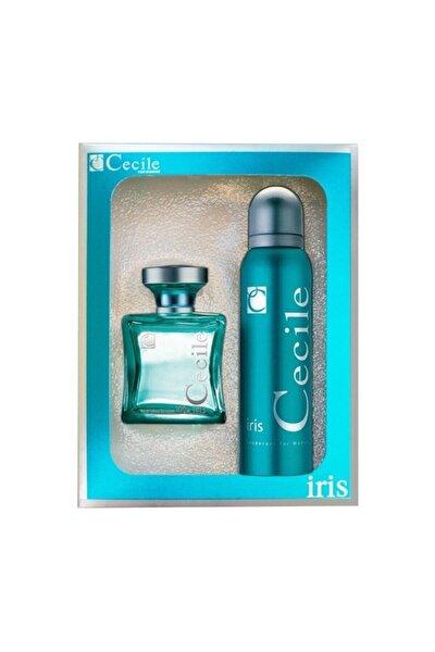 Iris Edt 100 ml 150 ml Deodorant Kadın Parfüm Seti