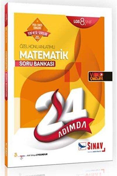8. Sınıf Lgs Matematik 24 Adımda Özel Konu