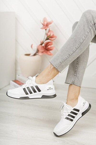 Unisex Infinite Spor Sneakers