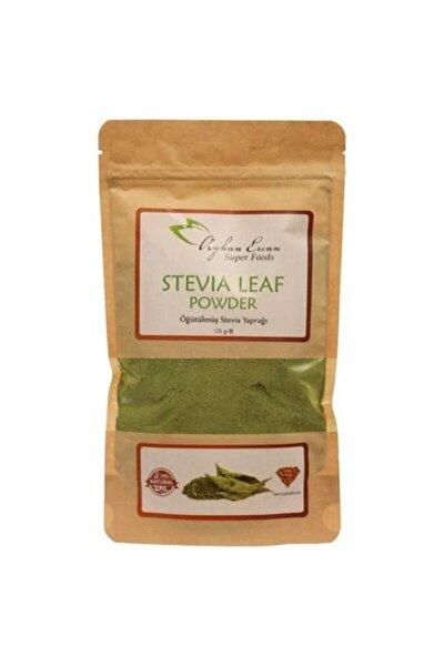 Süper Gıda Stevia Yaprağı Öğütülmüş 125 G