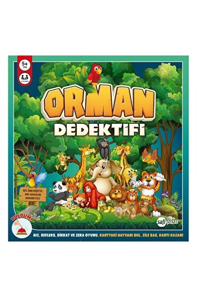 Orman Dedektifi-eğitici Ve Eğlenceli Zeka Oyunu